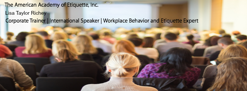 Business Etiquette Training and Influence