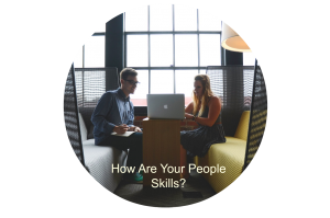 Business Etiquette: Are You Connecting with Your Co-Workers and Clients?