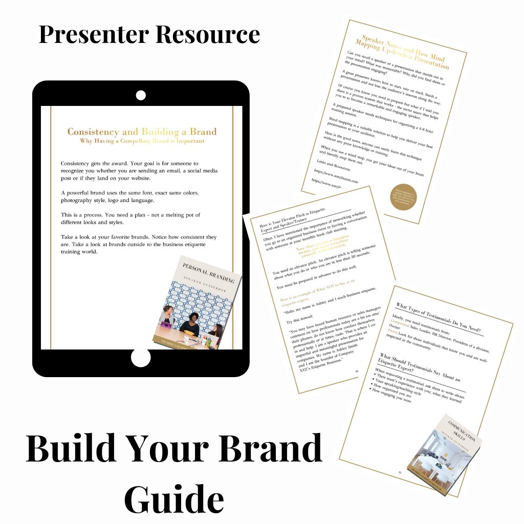 Build your brand guide
