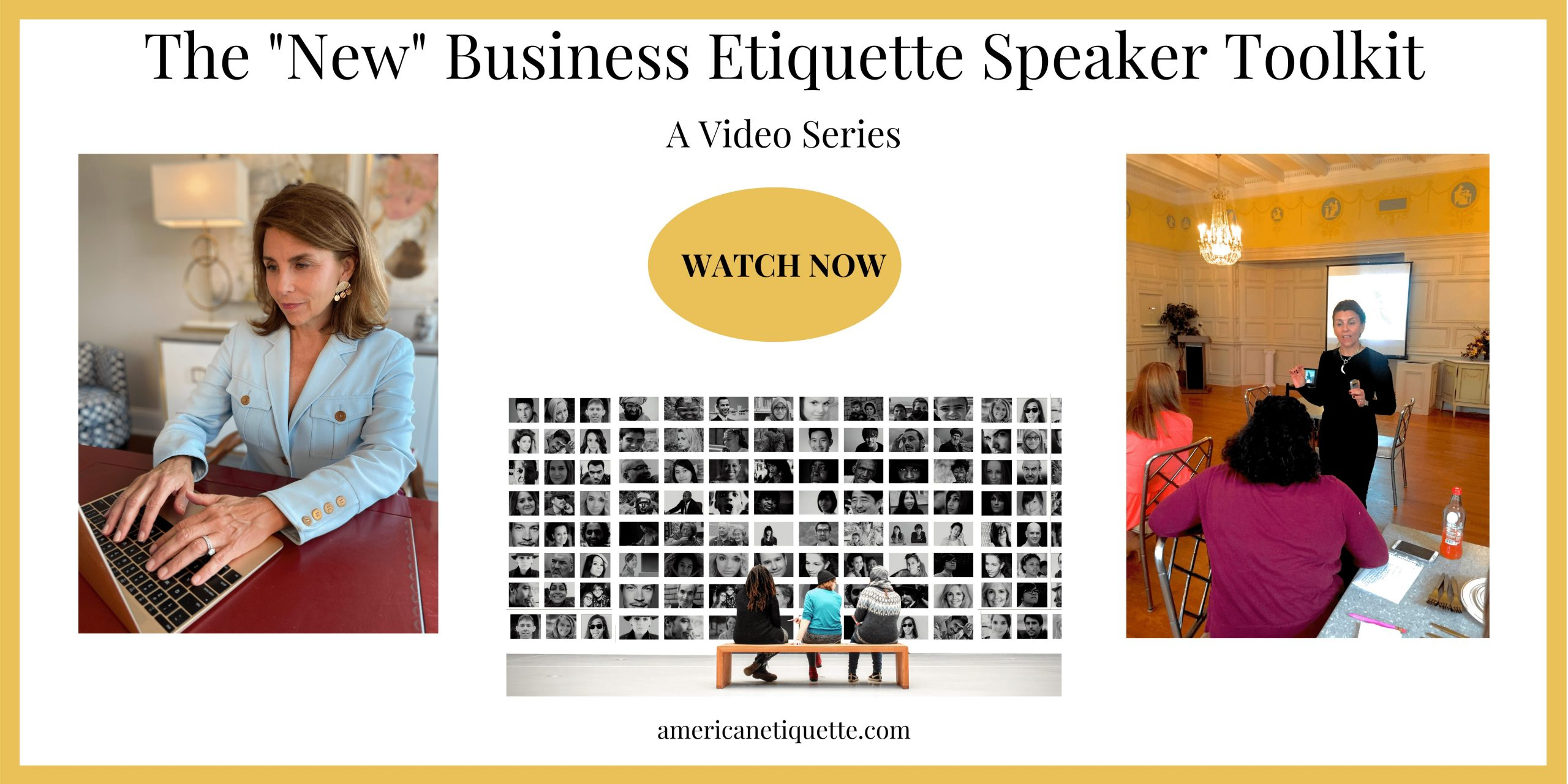 Business Etiquette Certification